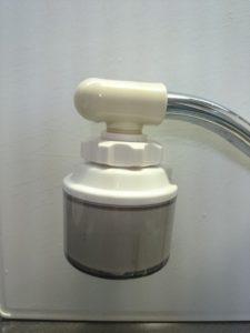 ロカシャワーの効果と外し方