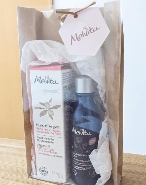メルヴィータのアルガンオイル口コミ